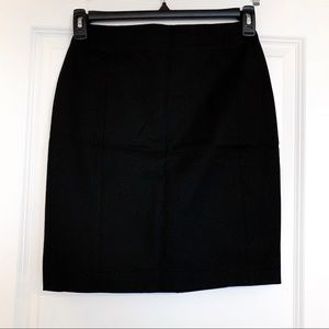 Banana Republic Black Pencil Skirt